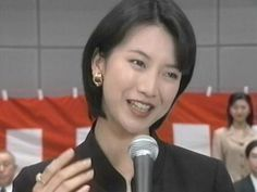 Toda Naho (戸田菜穂) 1974-, Japanese Actress, 戸田麻衣子(妹)