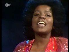 Gloria Gaynor - Never can say goodbye  l975 dancing all night at the Moadon...
