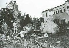Hughes XF-11 Crash