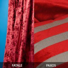 Per le sue proprietà il #rosso è il colore simbolo del fare, del movimento, della frenesia, della passione. Scopri come arredare al meglio con questo colore! ;)  #tessuti #interiordesign #tendaggi #textile #textiles #fabric #homedecor #homedesign #hometextile #decoration Visita il nostro sito www.ctasrl.com e scarica le nostre brochure su: http://bit.ly/1nhrLQM