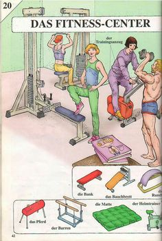 Das Fitness-Center