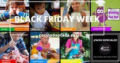 🏷️🔖BLACK FRIDAY WEEK en COCINA ADAPTADA.🔖🏷️ ¡¡Hasta el 26 de Noviembre o completar plazas descuentos de hasta el 80%!! Los grupos son muy reducidos. ¡Nuevos packs! ➡️ https://cocinadaptada.es/categoria-producto/cursos/?utm_content=bufferd247d&utm_medium=social&utm_source=pinterest.com&utm_campaign=buffer #cocina #alimentación #niños #autismo #TEA #cocinadaptada #BlackFriday