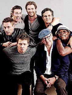 I love this cast ;u;