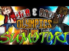 Minecraft Benja and Bacca Olympics: Sonic Battle Race (Challenge Who will win? Who Will Win, Game 1, Olympic Games, Olympics, Minecraft, Battle, Challenges, Racing, Running