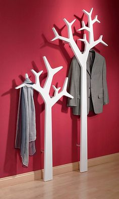 ber ideen zu garderobe baum auf pinterest wandgarderobe garderoben und kindergarderobe. Black Bedroom Furniture Sets. Home Design Ideas