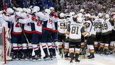 Vegas vs Capitals for Stanley Cup 2018