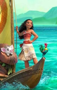 Moana Disney, Disney Pixar, Walt Disney Animation, Disney Cartoons, Disney Magic, Disney Art, Disney Movies, Disney Princess, Disney Characters