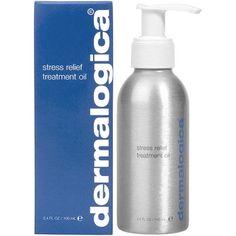 Dermalogica Stress Relief Treatment Oil 100 ml Masaj ve Banyo Yağı