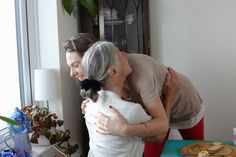 Grandparents Can Help Boost Mood, Study Says : Your grandparents are good for more than a hug -- new research shows your relationship may aid in warding off depressive symptoms. #SelfMagazine