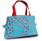 Tasche nähen Anleitung mit Fotos und Schnittmuster kostenlos, Tutorial and pattern free