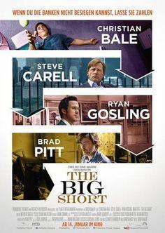THE BIG SHORT startet mit vier Nominierungen für den Golden Globe® hervorragend in die diesjährige Awards Season. In welchen Kategorien THE BIG SHORT sich Hoffnungen machen kann, könnt ihr bei uns im Blog lesen!
