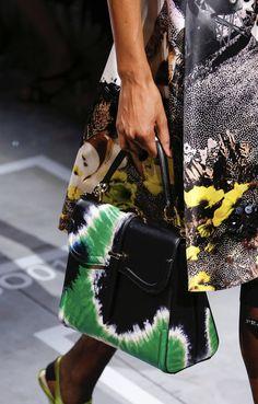 932a7856f662 Prada Spring 2019 RTW Fur Skirt, Miuccia Prada, Vintage Bags, Purses And  Handbags