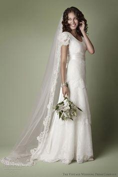 The Vintage Wedding Dress Company 2013