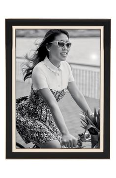 kate spade new york 'portland place' picture frame (5x7) available at #Nordstrom