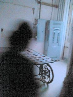 WAVERLY HILLS SHADOW SPIRIT! The Waverly Hills Sanitorium is a famous paranormal hotspot and has been featured on a gaggle of 'ghost' shows. But, from the sounds of it, hunter-Hunter took a solo mission to the long-abandoned hospital and spent the night there…alone. Throughout the night, hunter-Hunter claims, he heard whispering, giggling children–perhaps vagrant souls loitering a hospital well known to have practiced child seclusion, as well as shock treatment, and ritualistic abuse.