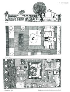 bawa design architectural drawings