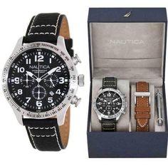 http://www.marketitaliano.it/c/191489180555&pid=12 Orologio nautica cronografo a17616g con cinturino di ricambio #Italia