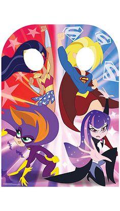 DC Super Hero Girls Party Supplies   Partyrama Girl Superhero Party, Batman Party, Boy Birthday Parties, 8th Birthday, Birthday Ideas, Sweet 16 Themes, Disney Cars Birthday, Race Car Party, Elementary Counseling