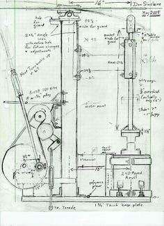 Image result for power hammer plans