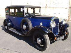 1932 Humber 16/50  saloon