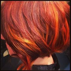 Redken Red Chromatic Hair Color with Copper