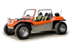 I reeeeally would like a street-legal dune buggy. It makes sense. For real.