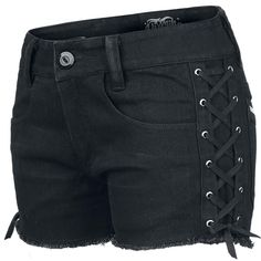 Fast - Girls shorts by Vixxsin - Article Number: 278689 - from 43.99 € - EMP Merchandising ::: The Heavy Metal Mailorder
