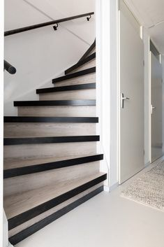 House Stairs, Sweet Home, New Homes, Interior, Staircases, Houses, Inspiration, Future, Home Decor