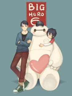 big hero 6 y
