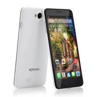 MySaga M2 5 Inch Android 4.2 Phone - 1080p HD Screen, 1.5GHz Quad Core Processor, 12MP Camera (White) - Online Shop! : Online Shop!