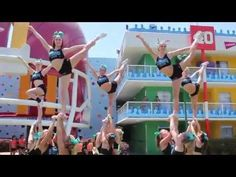 Cheer Sport Great White Sharks 11/15/2014 - YouTube