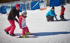 Auch Kinderskikurse in der Snowacademy in Saalbach Ski, Easter Bunny