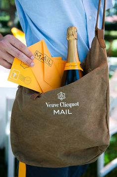 #ClicquotMail