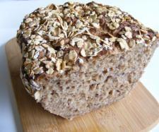 Przepis Chleb Pszenno-Żytni Razowy z Zaparką  przez Maszoperia - Widok przepisu…