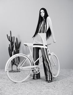 Givenchy's S/S 2015 Ad Campaign | Pinterest