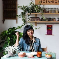 *I love everything about this interview and wish I could do what she does!!* Interview + Studio Tour: Tanwi of Hi Wildflower