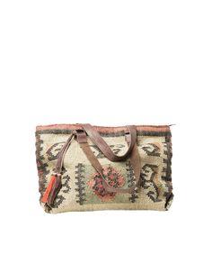 Zara Jacquard handbag