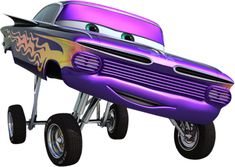 Disney Cars Ramone