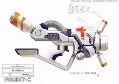 District 9 alien weapon