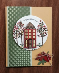 www.stampingwithlinda.com Check out my Stamp of the Month Kit Program Linda Bauwin – CARD-iologist Helping you create cards from the heart.