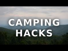 These Simple Camping Hacks Will Help You Rule The Outdoors Hiking Tips, Camping And Hiking, Family Camping, Outdoor Camping, Camping Ideas, Camping Hacks, Affordable Vacations, Camping Style, Wild Edibles