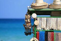 Varadero, Cuba | Tumblr Cuba People, Varadero Cuba, Cuban Art, Wind Chimes, Caribbean, Street Art, Homeland, Outdoor Decor, Islands