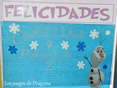 Prepara una divertida fiesta Frozen por muy poco dinero. Detalles decorativos para una fiesta de cumpleaños Frozen.  #Frozen #decoración #DIY #Lowcost