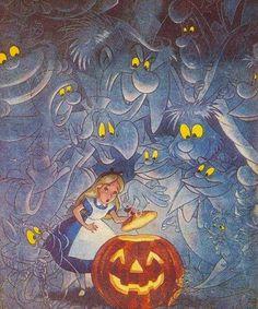 Halloween - Alice in Wonderland