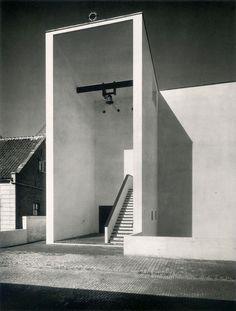 karl-hugo schmölz - norderney catholic church, 1931
