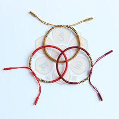 Original Multi Color Tibetan Buddhism Handmade Knot Lucky Rope