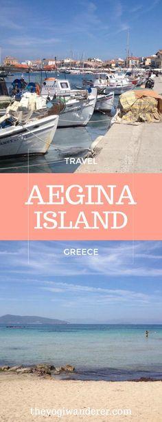 Aegina, the unspoiled Greek island #Travel #Greece #Europe