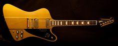 Gibson Firebird 50th Anniversary 2014 Gold