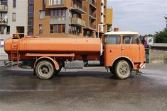 Kropící vůz Liaz Škoda 706 RT Retro Bus, Commercial Vehicle, Locomotive, Trucks, Cars And Motorcycles, Vehicles, History, Classic Trucks, Automobile