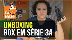 Mais uma! Box em série #3 fala dos melhores vilões! - Unboxing EuTestei